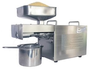 Vishvas Oil Maker Machine VI-391 Stainless Steel for Rs.17566 – Amazon