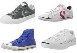 Converse Unisex Sneakers – Min 50% Off @ Amazon