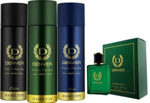 Denver Fragrances Combo – Flat 40% off @ Flipkart