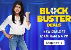Blockbuster Deal on Mobile, Home, Electronics @ Flipkart