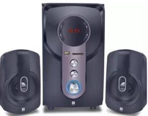iball Hi-Basss Bluetooth Speaker for Rs.1799 – Flipkart