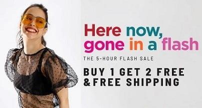 Buy 1 Get 2 Free Offer on Women's Night Dresses, Innerwear @ Zivame