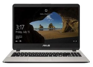 ASUS VivoBook Intel Core i5 8th Gen 15.6-inch Thin and Light Laptop