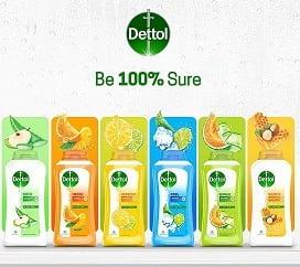 Dettol Body Wash Gels