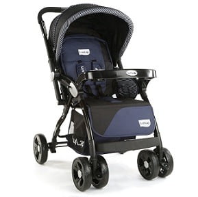 LuvLap Galaxy Stroller Extra Large for Newborn Baby for Rs.5092 – Amazon