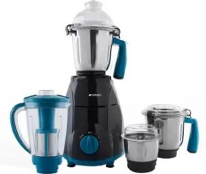 Sansui ProHome 750 W 4 Jar Juicer Mixer Grinder for Rs.2449 – Flipkart