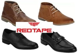 Red Tape Shoes Flat 70% off