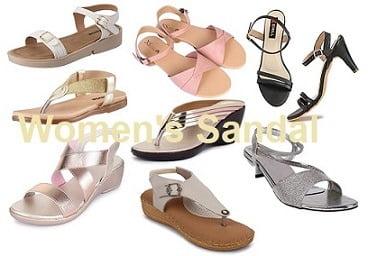 Women's Sandal under Rs.500 @ Amazon