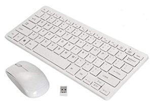 BRIX Wireless Mini Keyboard and Mouse Combo for Rs.799 – Amazon