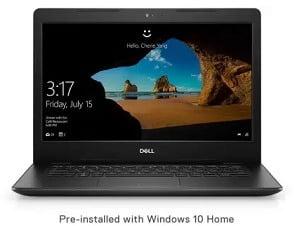 Dell Vostro 3000 Core i3 8th Gen - (4 GB/1 TB HDD/Windows 10 Home) 3480 Laptop