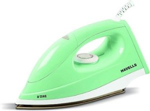 Havells D'zire 1000-Watt Dry Iron for Rs.533 – Amazon