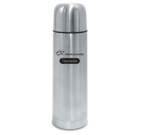Princeware Elsa Stainless Steel Bullet Flask 1 Litre for Rs.494 – Amazon