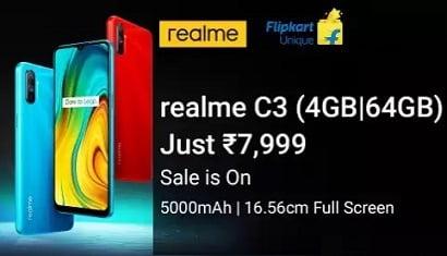 Realme C3 Mobile