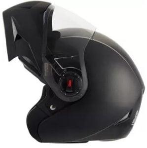 Steelbird SB-41 Oscar Classic Oska Flip up Motorbike Helmet for Rs.1080 – Flipkart