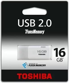 Toshiba TransMemory 16GB USB FLASH DRIVE for Rs.219 – Flipkart