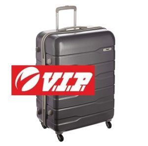 VIP Polycarbonate 75 cms Grey Hardsided Check-in Luggage