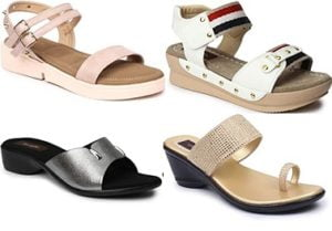 Valiosaa Women's Footwear Min 80% off starts Rs.347 – Amazon