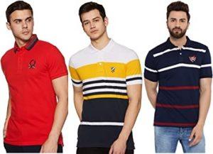 Polo T-Shirt starts - Minimum 60% Off