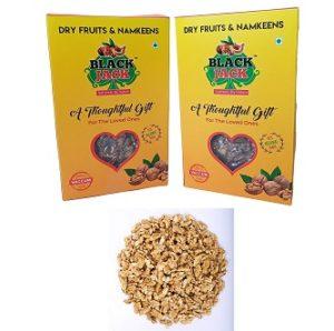 BLACKJACK Walnut KERNLE AKHROT Quarter Giri 1 KG (2 X 500 GMS) for Rs.630 – Amazon