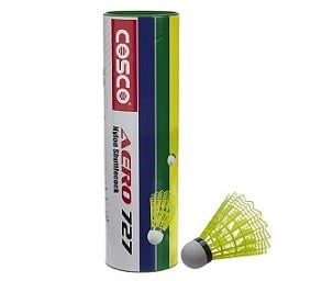 Cosco Aero 727 Shuttle Cock (Pack of 6) worth Rs.516 for Rs.205 – Amazon