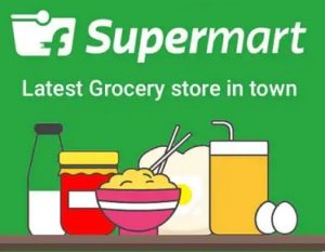 Flipkart Supermart: Groceries & Home Essentials upto 60% Off + 10% Extra off with SBI Credit Card