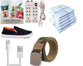 Free Shipping on Fashion Electronics & Home Decor below Rs.499 @ Amazon