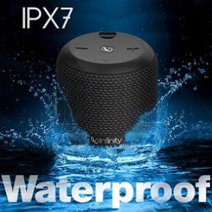 Infinity (JBL) Fuze 100 Deep Bass Dual Equalizer IPX7 Waterproof Portable Wireless Speaker for Rs.1299 – Amazon