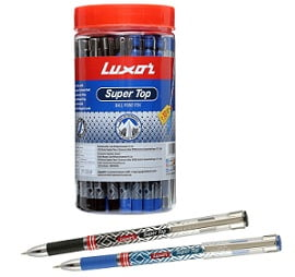 Luxor Supertop Ball Pen Assorted (40 Pcs) worth Rs.400 for Rs.217 @ Amazon
