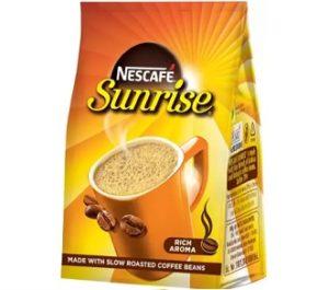 Nescafe Sunrise Instant Coffee 200 g worth Rs.350 for Rs.279 – Flipkart