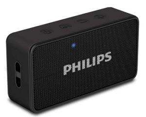 Philips BT64B Portable Bluetooth Speakers