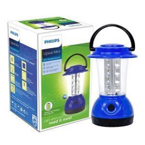 Philips Ujjwal Mini 16-LED Lantern for Rs.673 – Amazon