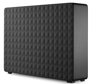 Seagate 4TB Expansion USB 3.0 Desktop 3.5 Inch External Hard Drive for Rs.6299 – Amazon