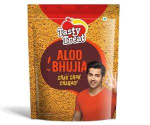 Tasty Treat Namkeen Aloo Bhujia, 1 kg worth Rs.260 for Rs.169 – Amazon