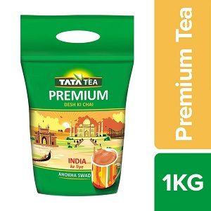 Tata Premium Tea, 1kg worth Rs.400 for Rs.288 @ Amazon Pantry