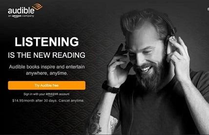 Free Amazon Audible