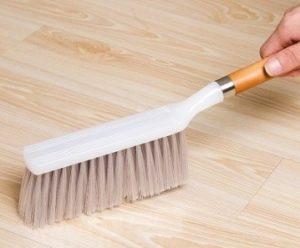 Woogor Long Bristle Plastic Cleaning Brush