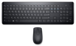 Dell Km117 Wireless Keyboard Mouse for Rs.1281 – Amazon