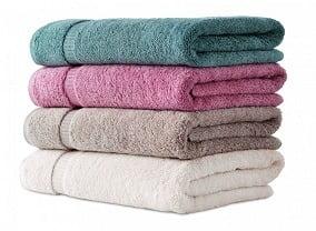 Fresh From Loom 450 GSM Cotton Bath Towel - Set of 4