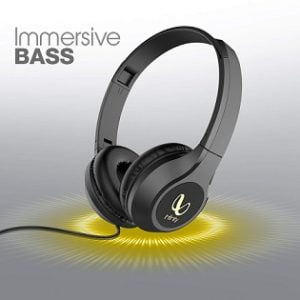 Infinity Zip 500 On-Ear Deep Bass Foldable Headphones with Mic for Rs.899 – Amazon