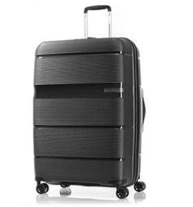 American Tourister Linex Spinner Cabin Luggage 55 cm for Rs.3199 @ Flipkart