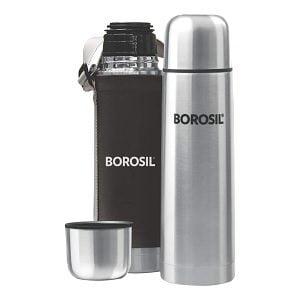Borosil Hydra Thermo Steel Flask 1000 ML