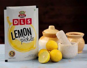 Jain DLS Lemon Pickle (Nimbu Achaar) 1Kg for Rs.179 – Amazon