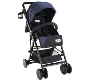 LuvLap Magic Portable Stroller/Pram, Compact & Lightweight, Newborn Baby for Rs.3327 @ Amazon for Rs.3327 @ Amazon