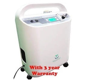 Nareena Life Sciences Oxygen Concentrator with Nebulizer (3 Yrs Warranty) for Rs.52380 – Amazon