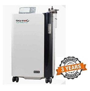 OXY-MED MINI CosmoCare Oxygen Concentrator with Inbuilt Nebulizer, 5 L for Rs.48080 – Amazon