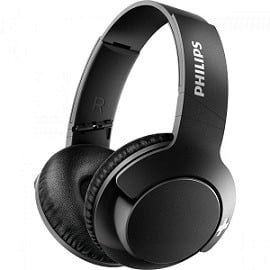 Philips Bass+ Bluetooth Headset SHB3175BK with Mic, 12 Hrs of Playtime for Rs.1849 – Amazon