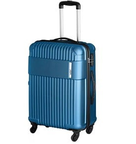 Safari STEALTH 65 4W ELECTRIC BLUE Check-in Luggage – 65 cm for Rs.2299 @ Flipkart