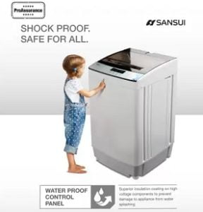 Sansui 6.5 kg Pro Clean Fully Automatic Top Load for Rs.10990 – Flipkart