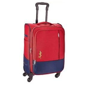 Skybags Romeo Expandable Cabin Luggage – 58 cm for Rs.2179 – Flipkart
