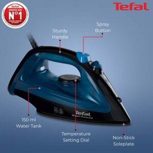 Tefal Steam Essential 1200 Watt Steam Iron for Rs.849 @ Amazon